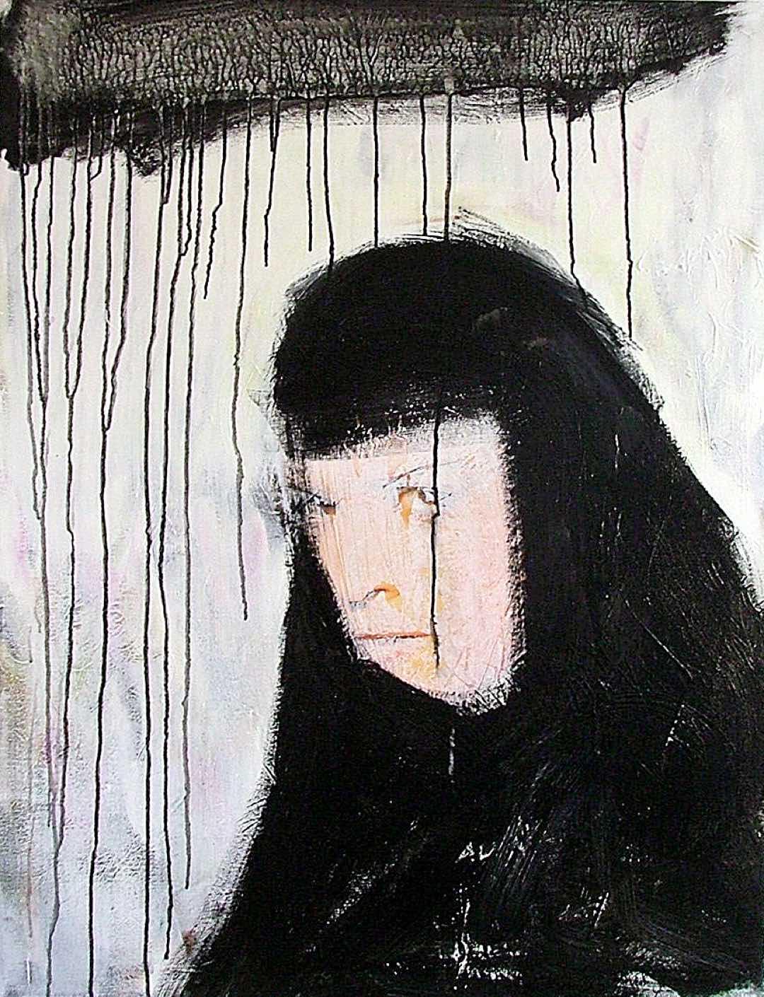 Burka, 90×110
