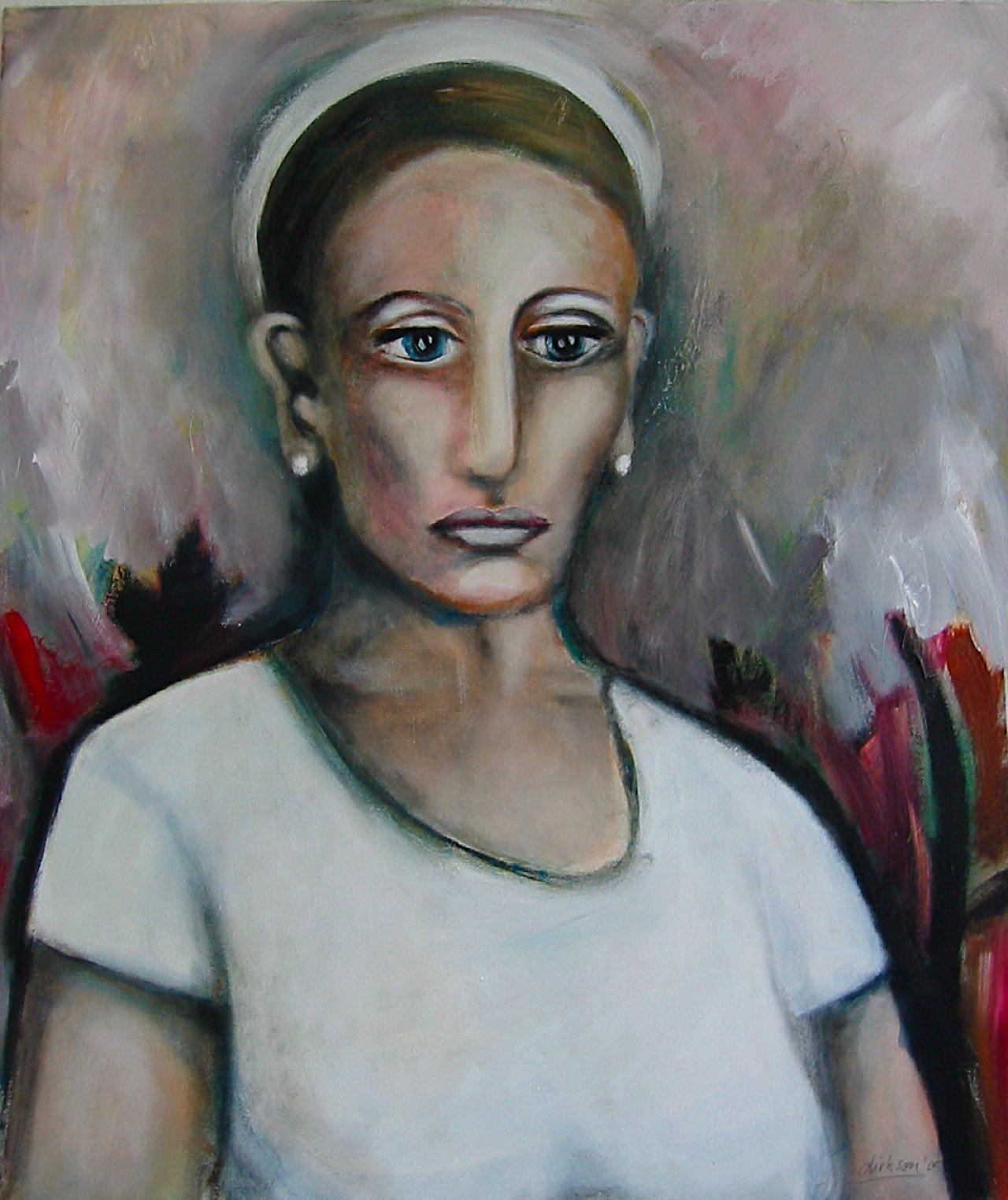 Elke, 60×70
